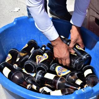cerveza para todos!