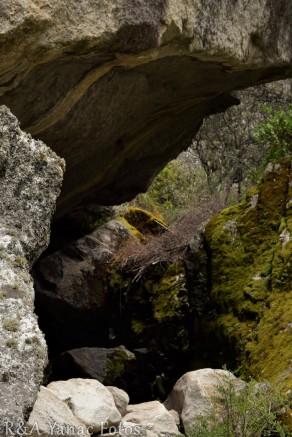 cueva en Quilcayhuanca