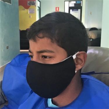 Lu's mask